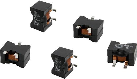 Induktivitás, SMD 2013 47 µH 12.2 Ω Würth Elektronik 7443634700 1 db
