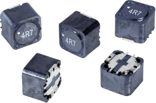 SMD fojtótekercs 1245 0,6 µH 0,0055 Ω Würth Elektronik 7447715906
