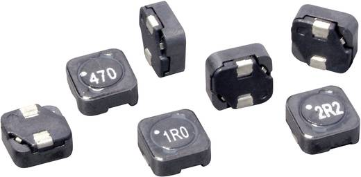 SMD fojtótekercs 6033 10 µH 0,125 Ω Würth Elektronik 744778510
