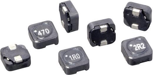 SMD fojtótekercs 6050 10 µH 0,088 Ω Würth Elektronik 744778610