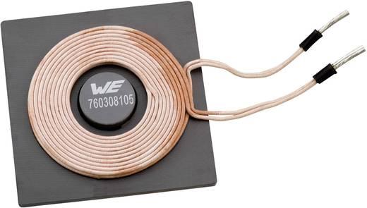 Induktivitás, radiális kivezetéssel 6.3 µH 0.02 Ω Würth Elektronik 760308105 1 db
