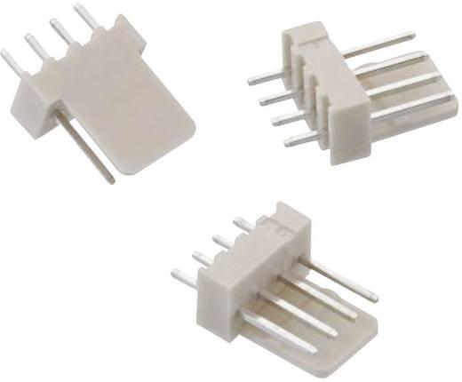 WR-WTB 2,54 mm-es stiftsor, hajlított, reteszeléssel, Pólusszám: 2 Würth Elektronik 61900211121