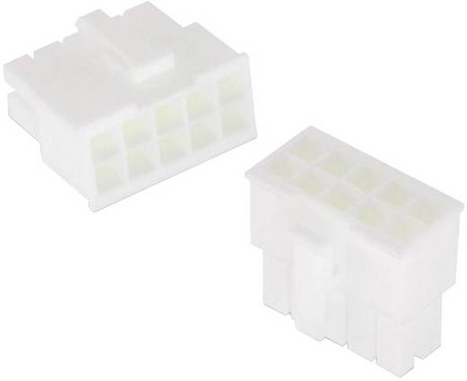 WR-MPC4 hüvelyház, kétsoros, aljzat kontaktusokhoz Pólusszám: 16 Würth Elektronik Tartalom: 1 db