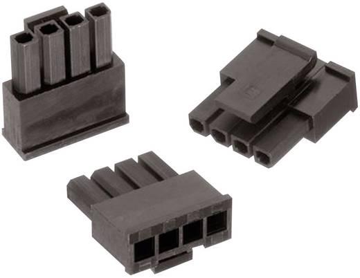 WR-MPC3 hüvelyház, egysoros, aljzat kontaktusokhoz Pólusszám: 3 Würth Elektronik Tartalom: 1 db