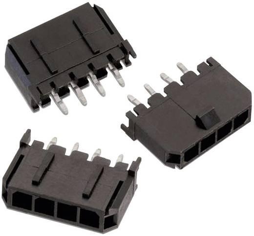 WR-MPC3 tűház, egysoros, egyenes Pólusszám: 4 Würth Elektronik Tartalom: 1 db