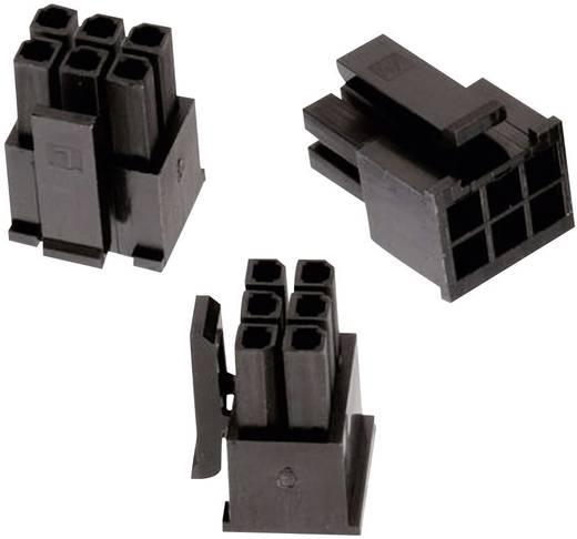 WR-MPC3 hüvelyház, kétsoros, aljzat kontaktusokhoz Pólusszám: 6 Würth Elektronik Tartalom: 1 db