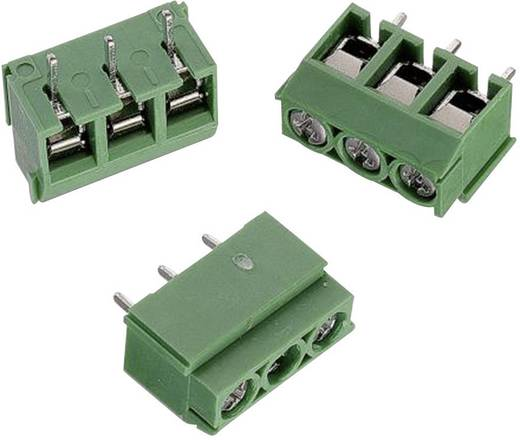 WR-TBL Terminál tömb, 111-es sorozat Raszterméret: 5 mm Pólusszám: 2 Zöld 691111710002 Würth Elektronik Tartalom: 1 db