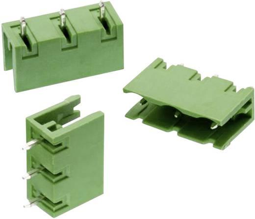WR-TBL Terminál tömb, 3114-es sorozat, oldalt nyitott Raszterméret: 7.62 mm Pólusszám: 3 Zöld Würth Elektronik 691311400003 Tartalom: 1 db