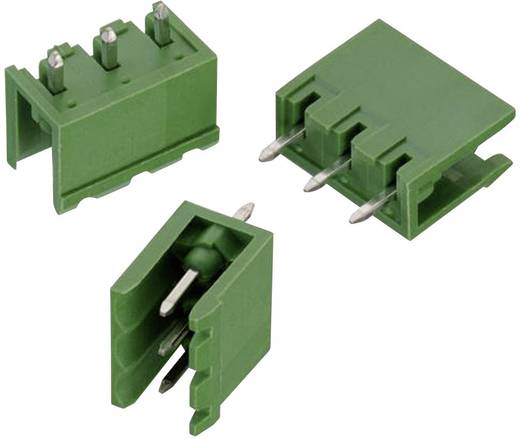 WR-TBL Terminál tömb, 3117-es sorozat, oldalt nyitott Raszterméret: 5 mm Pólusszám: 4 Zöld Würth Elektronik 691311700004