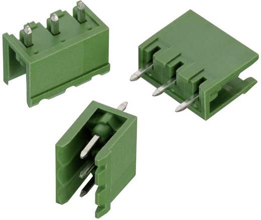 WR-TBL Terminál tömb, 3117-es sorozat, oldalt nyitott Raszterméret: 5 mm Pólusszám: 6 Zöld Würth Elektronik 691311700006