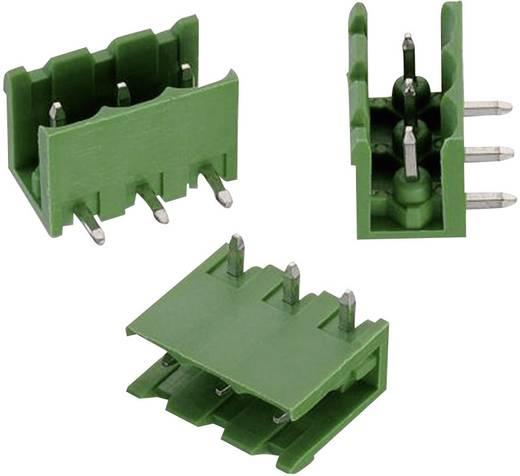 WR-TBL Terminál tömb, 3127-es sorozat, oldalt nyitott Raszterméret: 5 mm Pólusszám: 4 Zöld Würth Elektronik 691312710004 Tartalom: 1 db