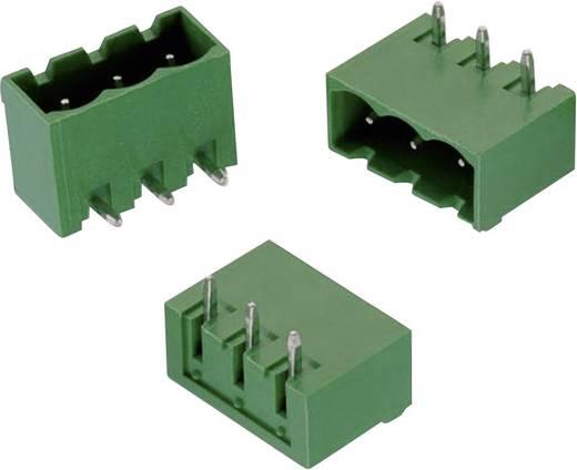 WR-TBL Terminál tömb, 313-as sorozat, zárt Raszterméret: 5.08 mm Pólusszám: 6 Zöld Würth Elektronik 691313510006 Tartalo