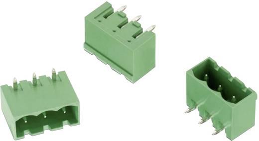 WR-TBL Terminál tömb, 3137-es sorozat, zárt Raszterméret: 5 mm Pólusszám: 8 Zöld Würth Elektronik 691313710008 Tartalom: