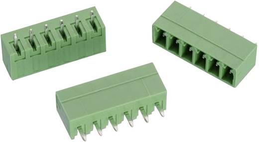 WR-TBL Terminál tömb, 321-es sorozat, zárt Raszterméret: 3.81 mm Pólusszám: 4 Zöld Würth Elektronik 691321300004 Tartalom: 1 db