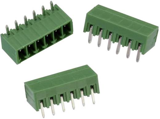 WR-TBL Terminál tömb, 3221-es sorozat Raszterméret: 3.5 mm Pólusszám: 8 Zöld Würth Elektronik 691322110008 Tartalom: 1 d