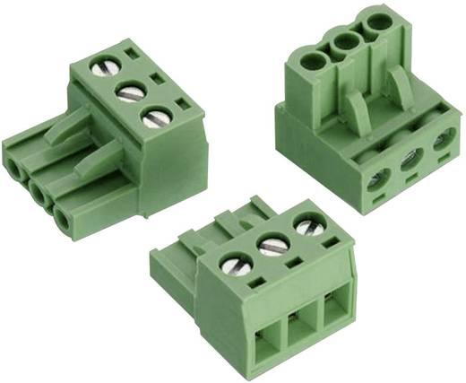 WR-TBL Terminál tömb, 3527-es sorozat Zöld Würth Elektronik 691352710006 Tartalom: 1 db