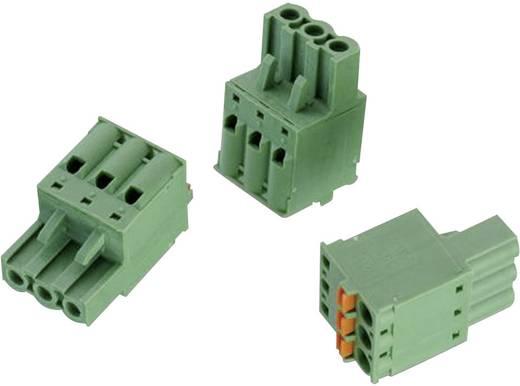 WR-TBL Terminál tömb, 353-as sorozat Zöld Würth Elektronik 691353500003 Tartalom: 1 db
