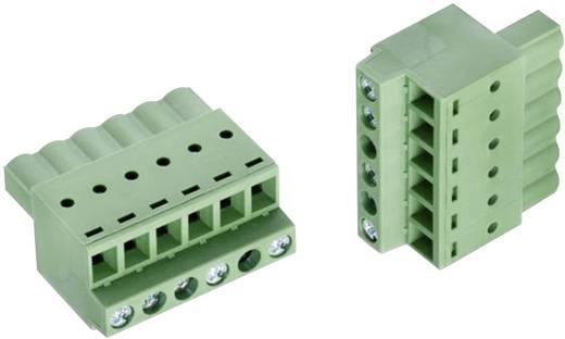 WR-TBL Terminál tömb, 373B sorozat Zöld Würth Elektronik 691373500006B Tartalom: 1 db