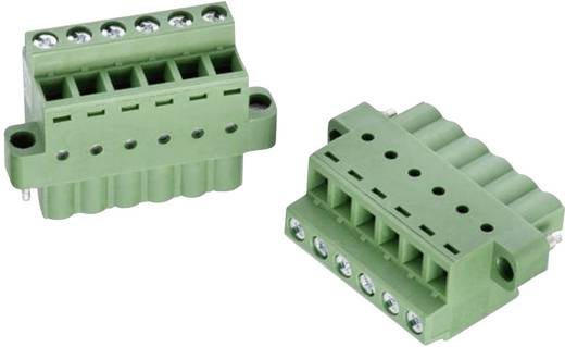 WR-TBL Terminál tömb, 374B sorozat Zöld Würth Elektronik 691374500010B Tartalom: 1 db