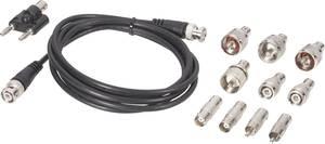 BNC csatlakozó készlet BKL Electronic