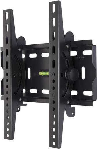 """TV fali tartó konzol, dönthető VESA szabvány 43 - 94 cm (17"""" - 37"""") SpeaKa Professional Slim 1089870"""