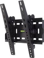Dönthető TV tartó fali konzol 43 - 94 cm 17 - 37 SpeaKa Professional Slim 1089870 SpeaKa Professional
