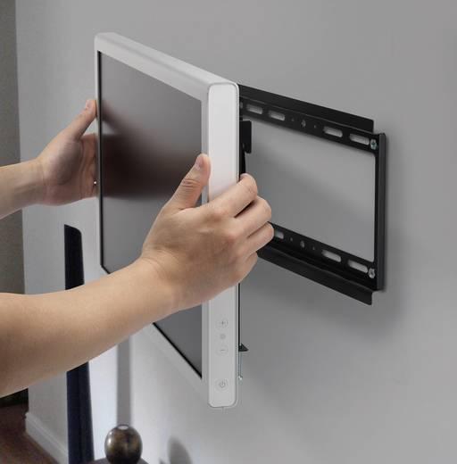 """TV fali tartó konzol, extra vékony, fix, VESA szabvány 35,6 - 106,7 cm (14"""" - 42"""") SpeaKa Professional Slim Fi"""