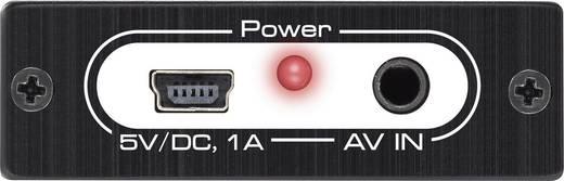 RCA - HDMI jelátalakító AV konverter [3x RCA bemenet - 1 HDMI kimenet] SpeaKa Professional 1089873