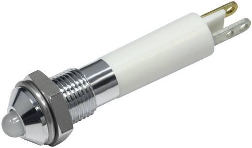 LED-es jelzőlámpa, színes Piros, Sárga 12 V/DC 20 mA CML 19020255