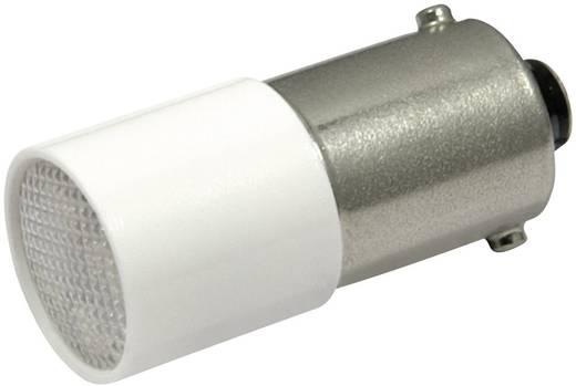LED lámpa BA9s Hidegfehér 72 V/DC, 72 V/AC 1.2 lm CML