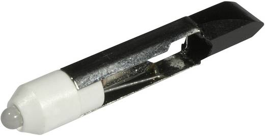 LED lámpa T6.8 Hidegfehér 24 V/DC, 24 V/AC 900 mcd CML