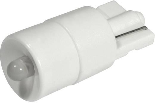 LED lámpa W2.1x9.5d Hidegfehér 24 V/DC, 24 V/AC 750 mcd CML