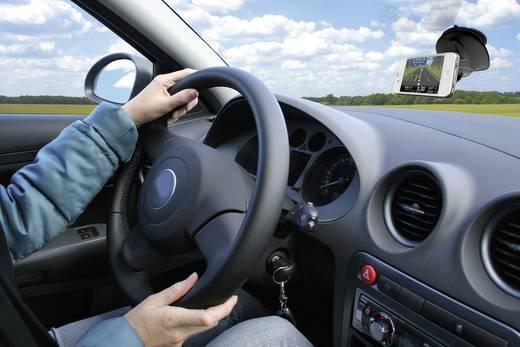 Univerzális tartó autóba, tablethez, navigációhoz, telefonhoz Ansmann Smart 1700-0023