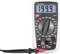 Digitális multiméter, mérőműszer tranzisztor tesztelő funkcióval 250V AC/DC 10A/DC Voltcraft VC130-1 VOLTCRAFT