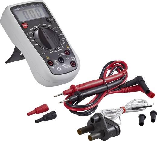 ISO kalibrált digitális multiméter,hőmérsékletmérő és tranzisztor tesztelő funkcióval Voltcraft VC 150-1 (ISO)