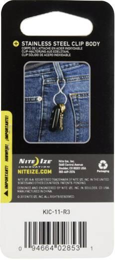 Kulcstartó, Infini-Key NI-KIC-11-R3 InfiniKey Clip NITE Ize