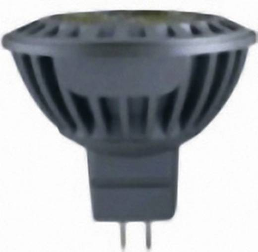 LED 50 mm 12 V GU5.3 5.0 W = 30 W Melegfehér, tartalom: 1 db