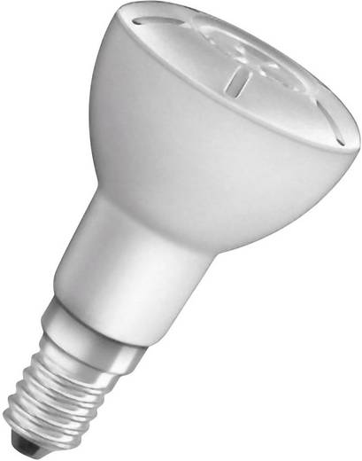 LED 85 mm Osram 230 V E27 3.9 W Melegfehér, tartalom: 1 db