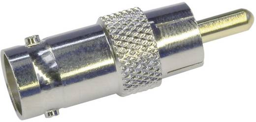 BNC adapter BNC aljzat - RCA dugó, Telegärtner, J01008B08381 db