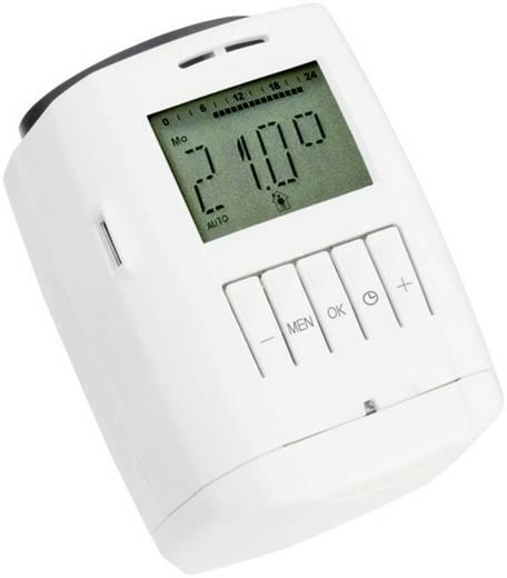 Programozható digitális radiátor termosztát 8…28 °C, Eurotronic SparMatic Zero