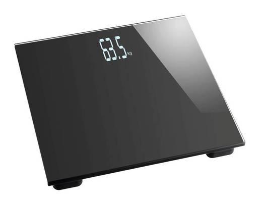 Digitális személymérleg 150 kg, fekete, TFA 98.1107