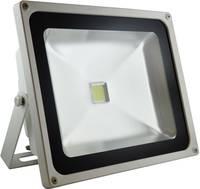 LED-es kültéri fényszóró 50 W Melegfehér DIO-FL50N-W Fehér DioDor