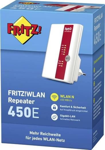 WLAN repeater, hatótáv növelő, 450 MBit/s 2.4 GHz AVM FRITZ!WLAN