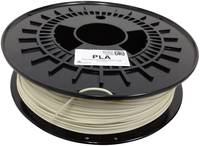 3D nyomtatószál 1,75 mm, PLA, natúr, 750 g, German RepRap 100261 (100261) German RepRap