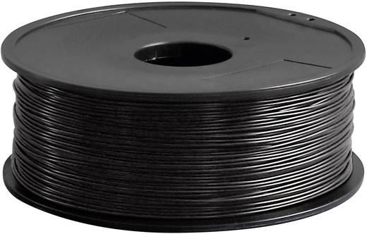 3D nyomtató szál Renkforce PLA175B1 1.75 mm Fekete