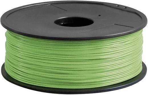 3D nyomtató szál Renkforce PLA175V1 1.75 mm Világoszöld