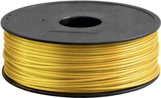 3D nyomtató szál Renkforce PLA300J1 3 mm Arany
