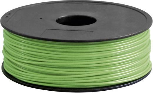 3D nyomtató szál Renkforce PLA300V1 3 mm Világoszöld