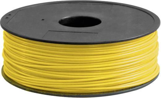 3D nyomtató szál Renkforce PLA300Y1 3 mm Sárga