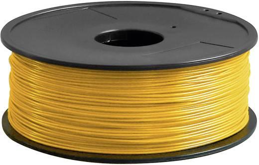 3D nyomtató szál Renkforce ABS175J1 1.75 mm Arany